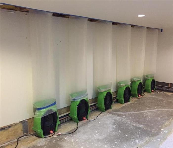 Water Damage Dealing with flooded Businesses