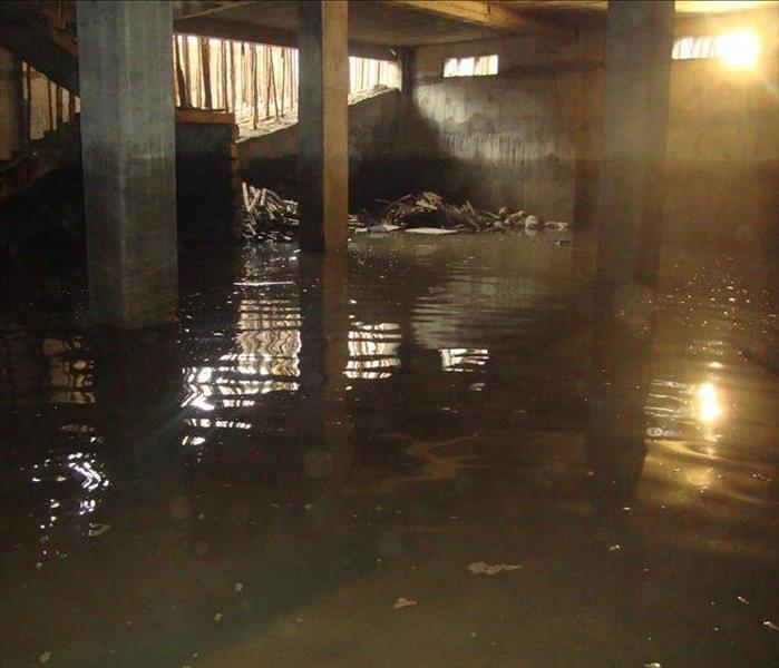 Water Damage The 3 Steps Involved in Remedying Basement Flooding